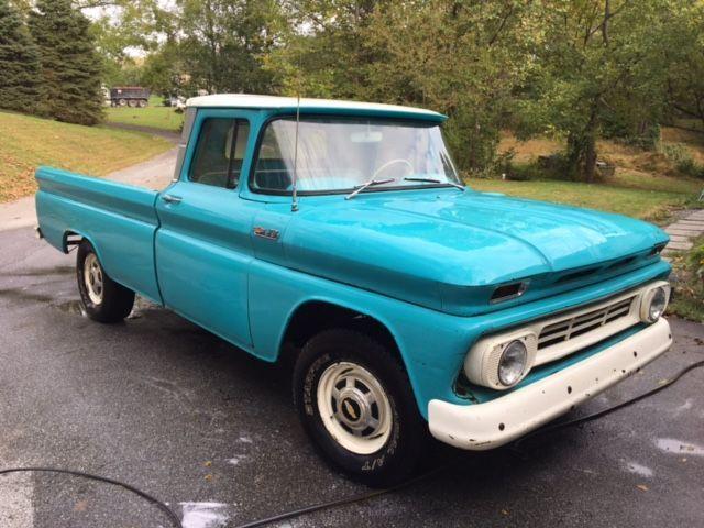 1962 Chevrolet Other Pickups Custom C20