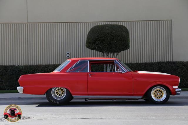 1962 Chevy II Nova Street/Drag Car for sale: photos