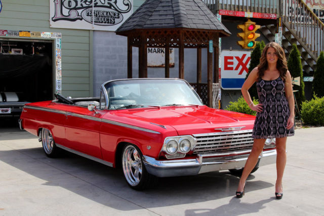 1962 chevy impala convertible 283 ac 4wpdb pc power top air condition for sale photos. Black Bedroom Furniture Sets. Home Design Ideas