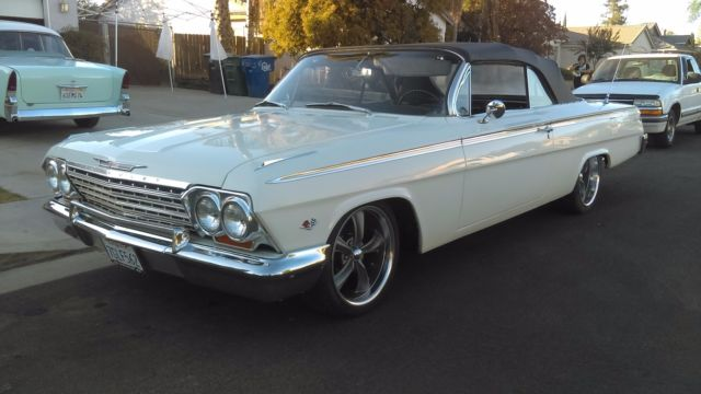 1962 chevy impala ss convertible for sale photos technical specifications description. Black Bedroom Furniture Sets. Home Design Ideas