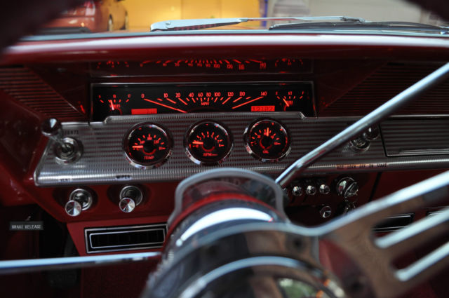 1962 Chevy Impala Ss Pro Touring For Sale  Photos