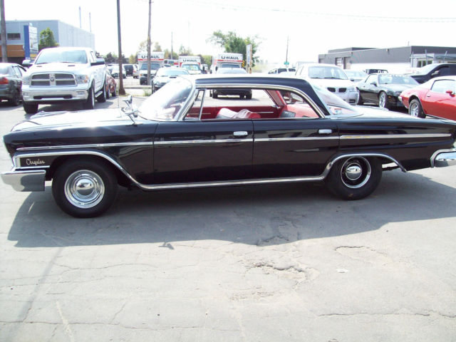 1962 Chrysler 300 Series 300