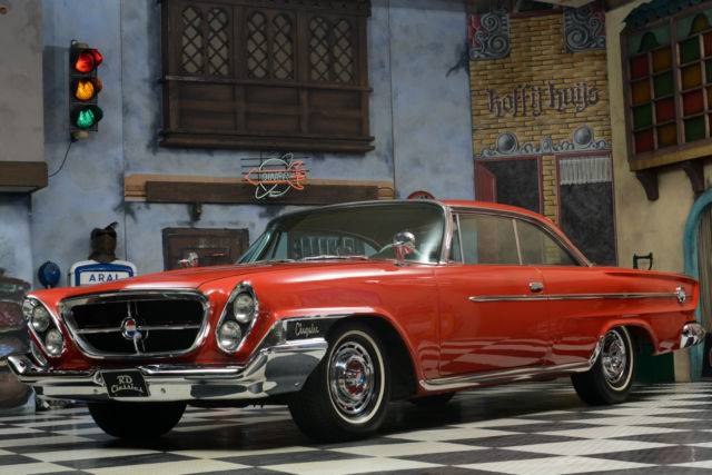 1962 Chrysler 300 Series