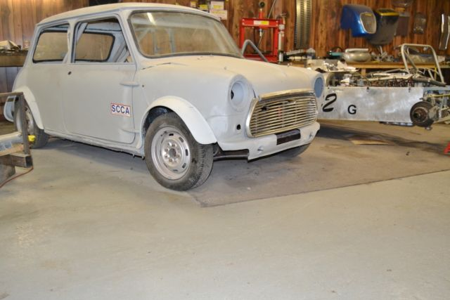 1962 Other Makes Mini  Mk1 SCCA Vintage Race car