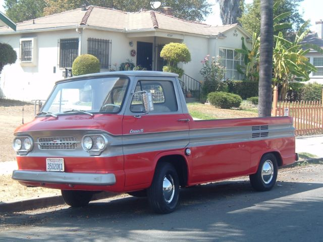 1962 Chevrolet Corvair Rampside