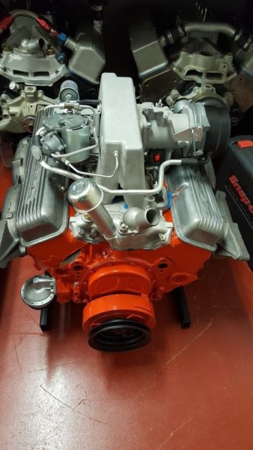 1962 Corvette Fuel Injected 327 Engine