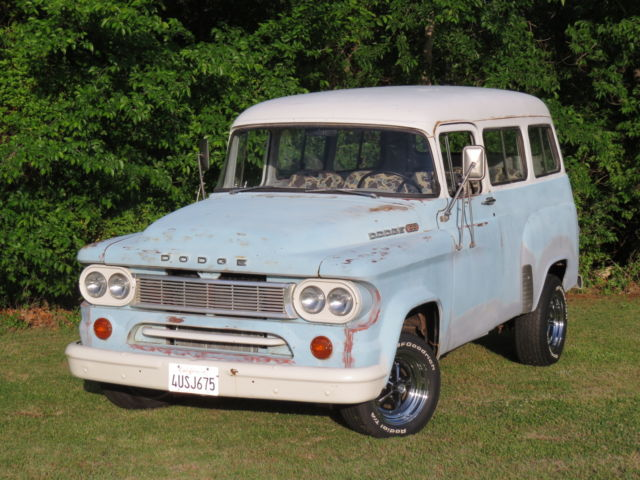 "1962 Dodge Other Pickups ""Power Giant"""