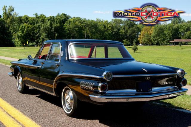 1962 dodge dart 440 225 slant 6 cylinder push button automatic 1963 Dodge Lancer condition used make dodge model dart