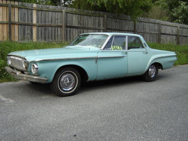 1962 Dodge Dart 440 For Parts Or Restoration Under 100 K