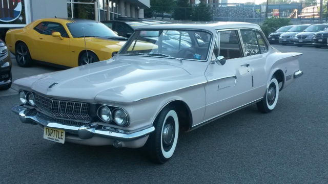 Dodge lancer 1962