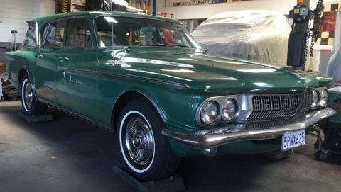 1962 dodge lancer 770 wagon push button transmission v8 la built 1962 Dodge Lancer Station Wagon 1962 dodge lancer 770 wagon push button transmission v8 la built