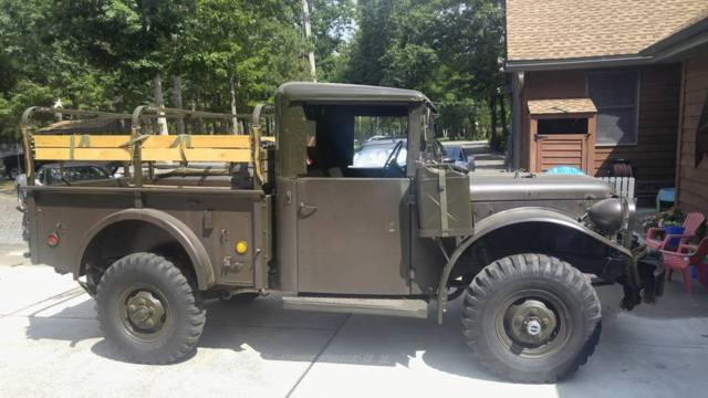 M37 dodge power wagon for sale