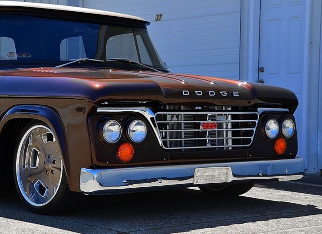 1962 Dodge Other Pickups CREW CAB