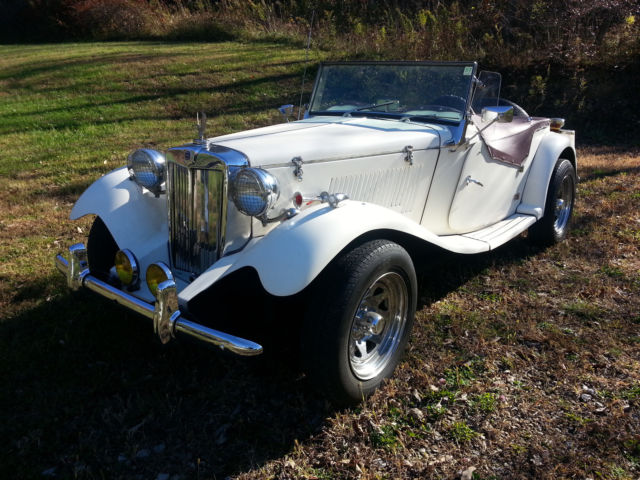 1962 MG T-Series ROADSTER