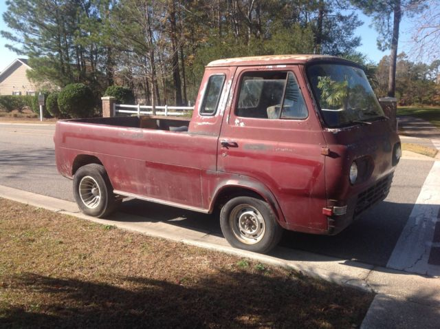 1962 ford econoline pick up hot rod rare barn find antique rat rod cheap for sale photos. Black Bedroom Furniture Sets. Home Design Ideas