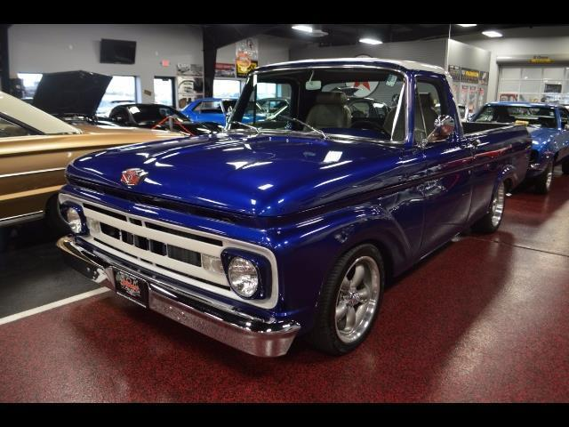1962 Ford F-100 Truck