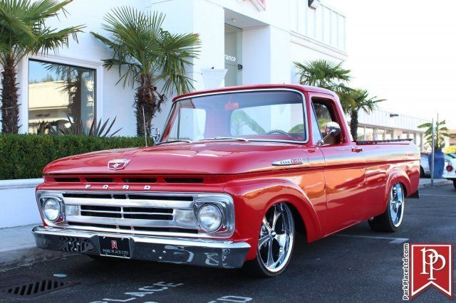 1962 Ford F-100 --