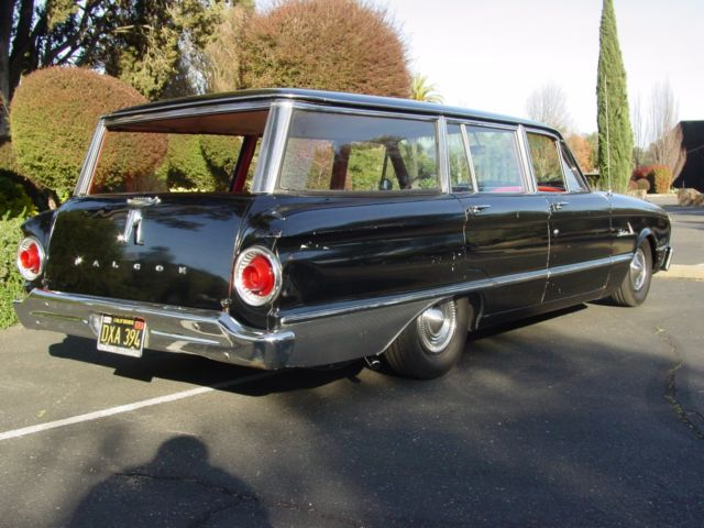 Used Cars For Sale Under 10000 >> 1962 Ford Falcon Deluxe Station Wagon - Great Patina ...