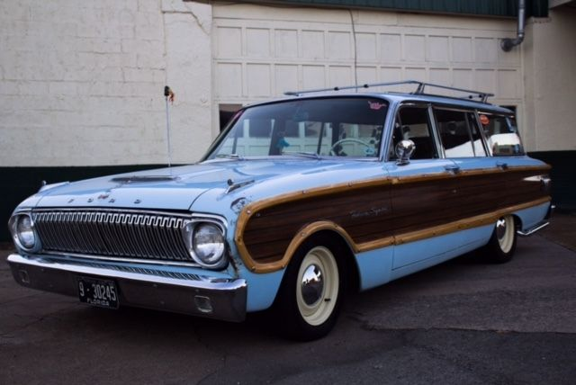 1962 Ford Falcon Squire