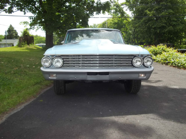 1962 Ford Galaxie 406 Cu In 4 Speed Afx Tribute For Sale