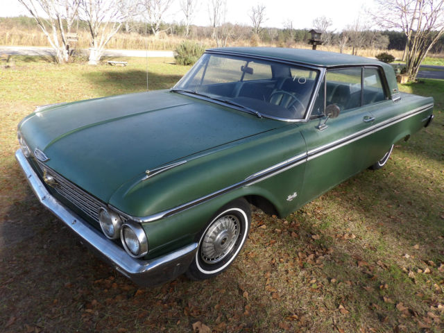 1962 Ford Galaxie 500 club victoria
