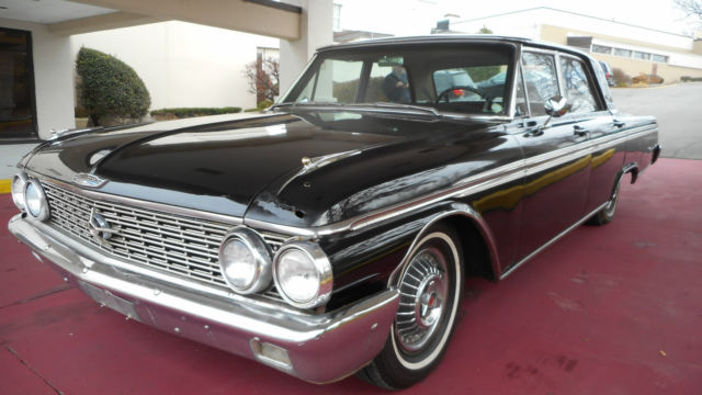 1962 Ford Galaxie NO RESERVE AUCTION - LAST HIGHEST BIDDER WINS CAR