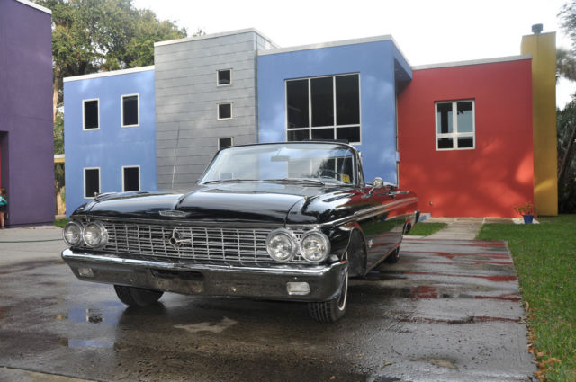 1962 Ford Galaxie XL 500
