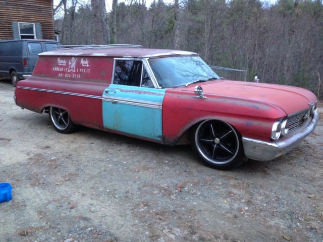 1962 Ford Other Ranch Wagon
