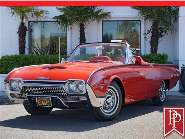 1962 Ford Thunderbird 'M' Sports Roadster