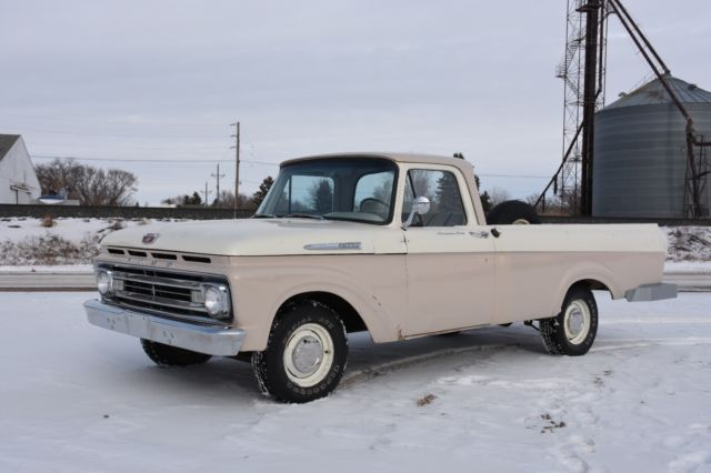 1962 Ford Other Pickups