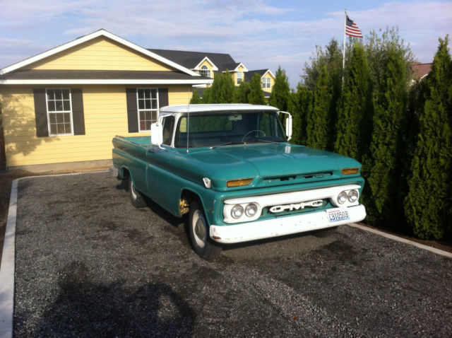 1962 GMC Other C1500