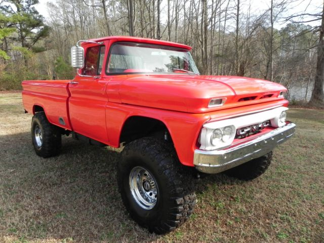 1962 GMC K20, 3/4, 4x4 for sale: photos, technical specifications