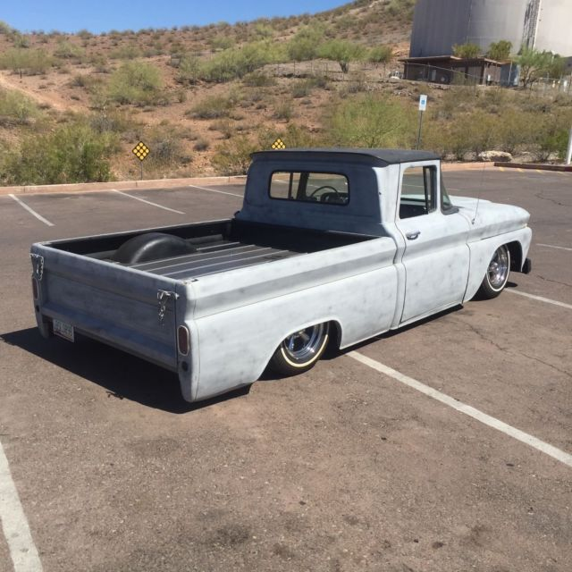 1962 GMC PICKUP TRUCK CUSTOM 1000 C10 Chevy Rat Rod Patina