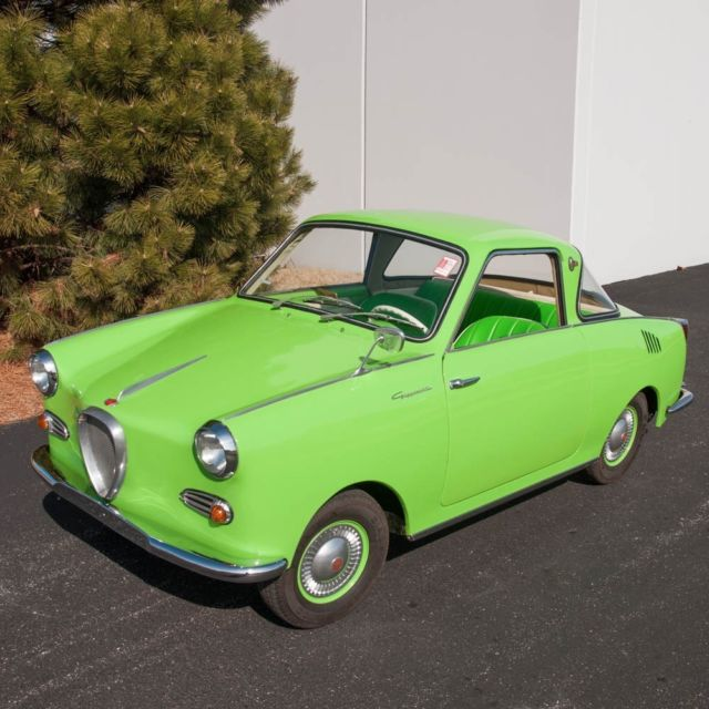 1962 Other Makes Goggomobil TS300 Coupe TS300 Coupe