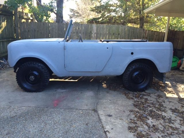 1962 International Harvester Scout 80A