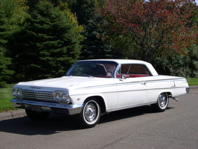 1962 impala ss for sale photos technical specifications description. Black Bedroom Furniture Sets. Home Design Ideas