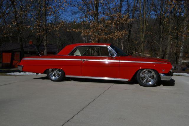 1962 impala ss resto mod for sale photos technical specifications description. Black Bedroom Furniture Sets. Home Design Ideas