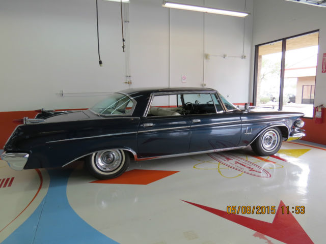 1962 Chrysler Imperial CROWN IMPERIAL