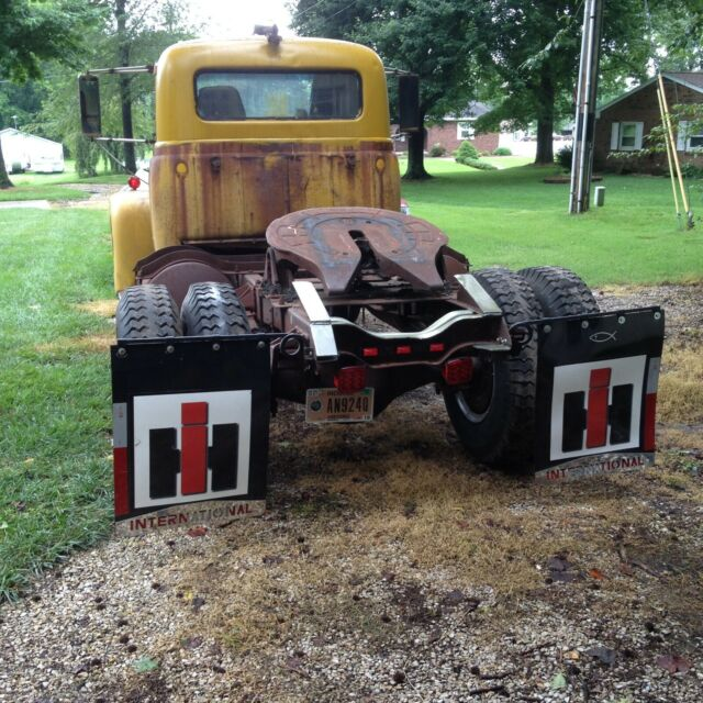 1962 Yellow International Harvester Other