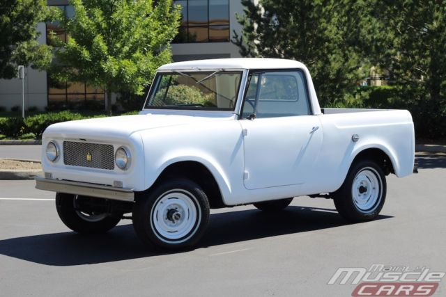 1962 International Harvester Scout Scout 80