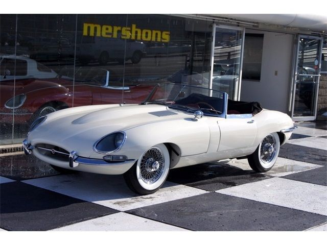 1962 Jaguar E-Type
