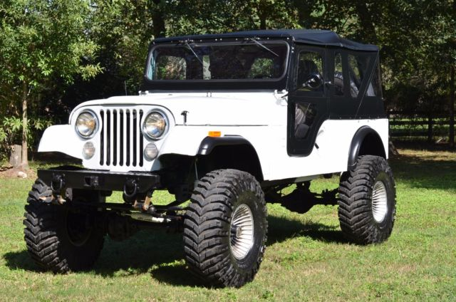 1962 Jeep Wrangler Willys
