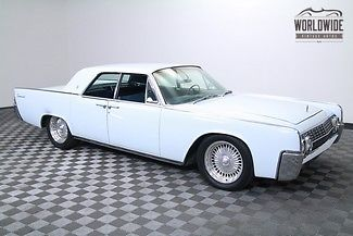 1962 Lincoln Continental $4K Wheels! Show or Go! AC!