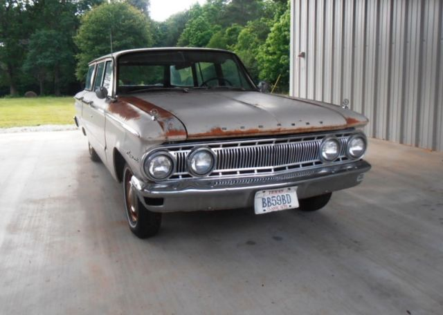 1962 Mercury Comet Wagon