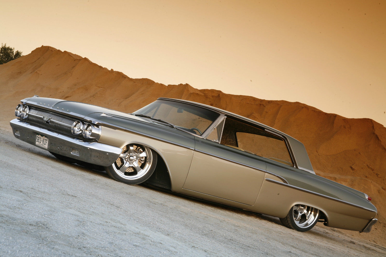 Cars For Sale Lincoln Ne >> 1962 Mercury Monterey S-55 Show car, custom, hot rod for sale: photos, technical specifications ...