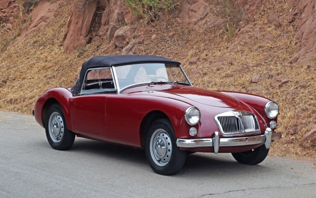 1962 MG MGA 1600 Mark II