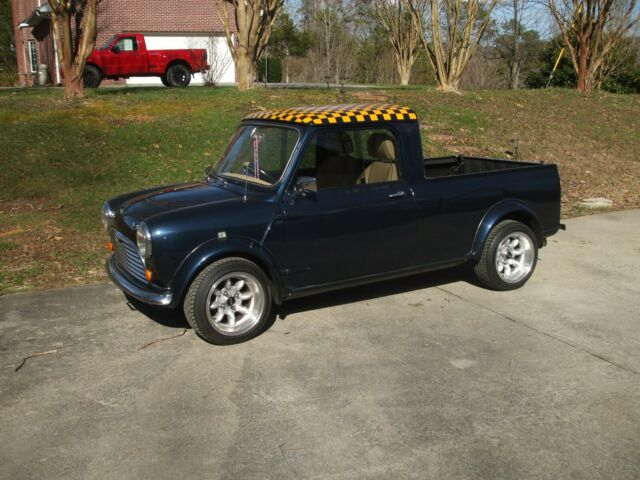 1962 Mini Cooper Pickup Truck For Sale Photos Technical