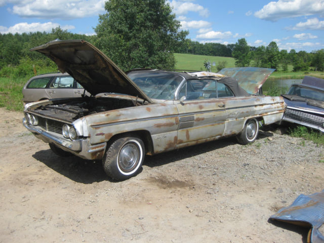 1962 Oldsmobile Ninety-Eight 98 NINETY EIGHT