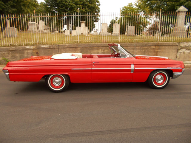 1962 Oldsmobile Dynamic 88 Convertible