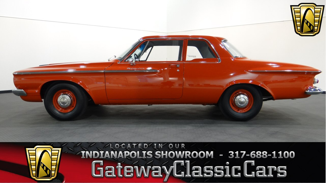 1962 Plymouth Belvedere 66660 Miles Red 2dr 413 Cid Max Wedge Push 1960 Savoy Sedan Button 727 3